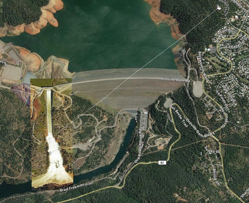 Oroville Dam Spillway Failure   Page 33   Metabunk