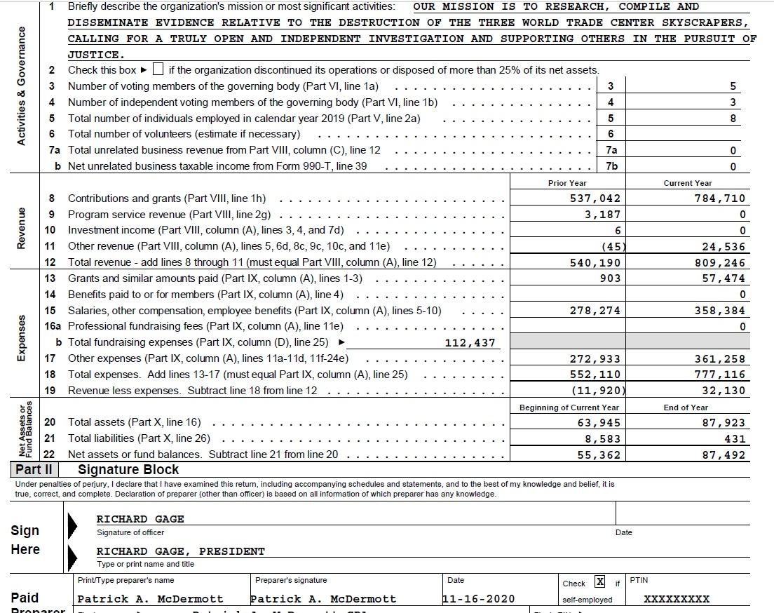 2019 Form 990 AE011T Page 01 Summary.jpg