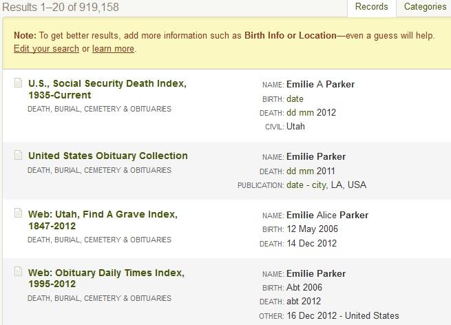 AncestrySearch.