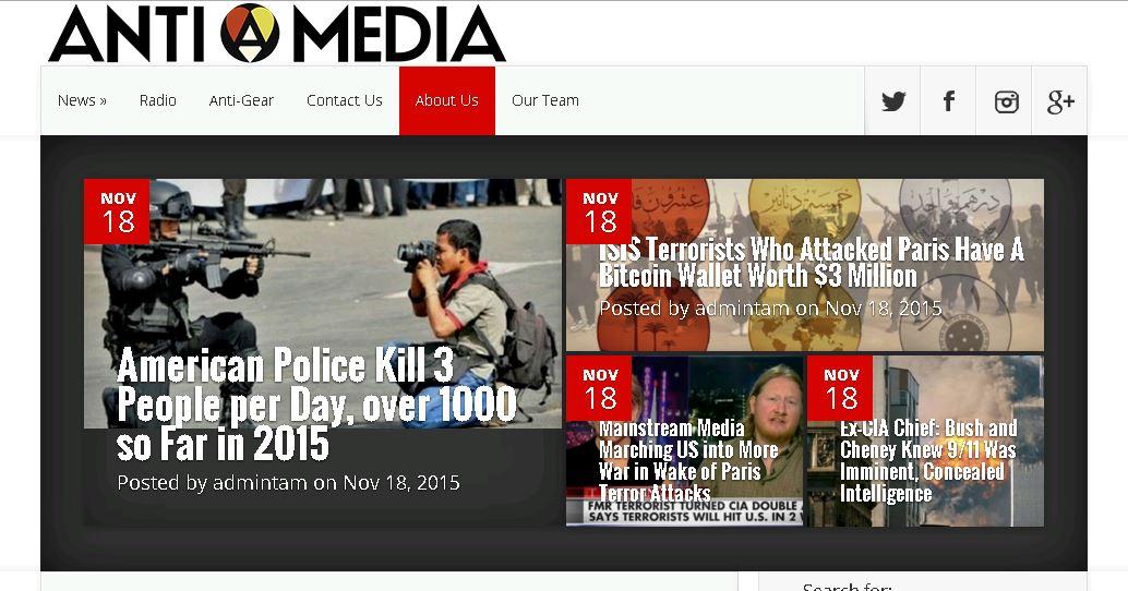 Antimedia home page.JPG