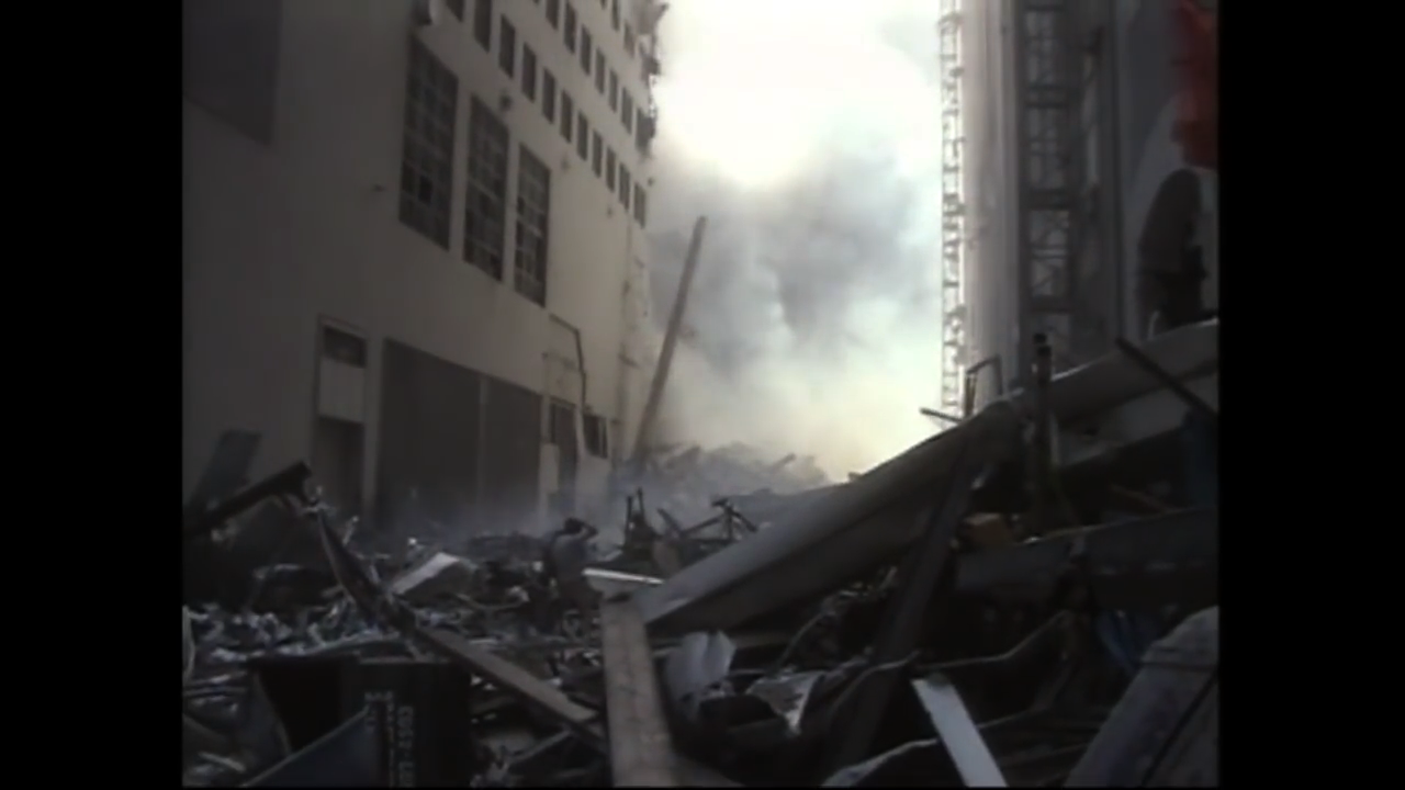 Cameraman caught in aftermath of Twin Towers collapse on 9-11 178.png