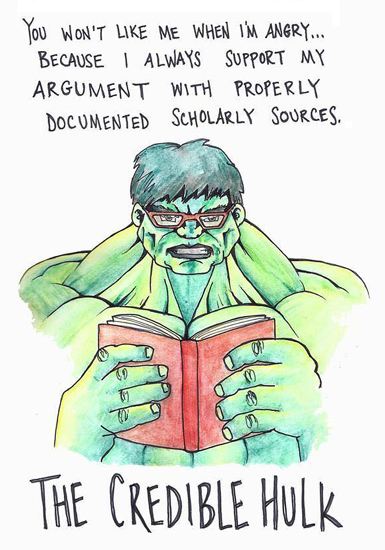 credible hulk.