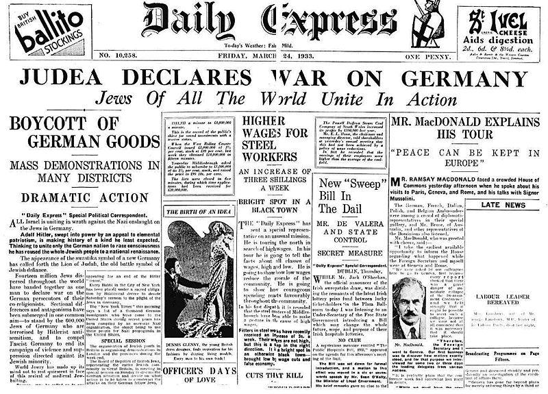 DailyExpress-March1933-judeafrontpage.jpg