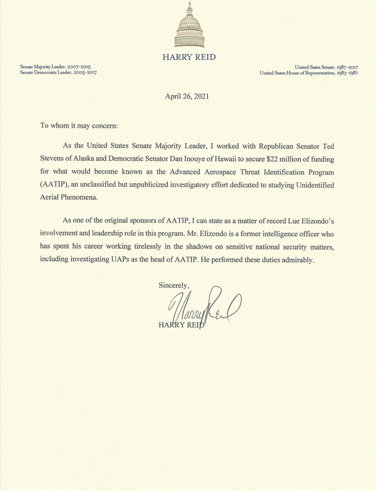 Elizondo Reid letter.jpg