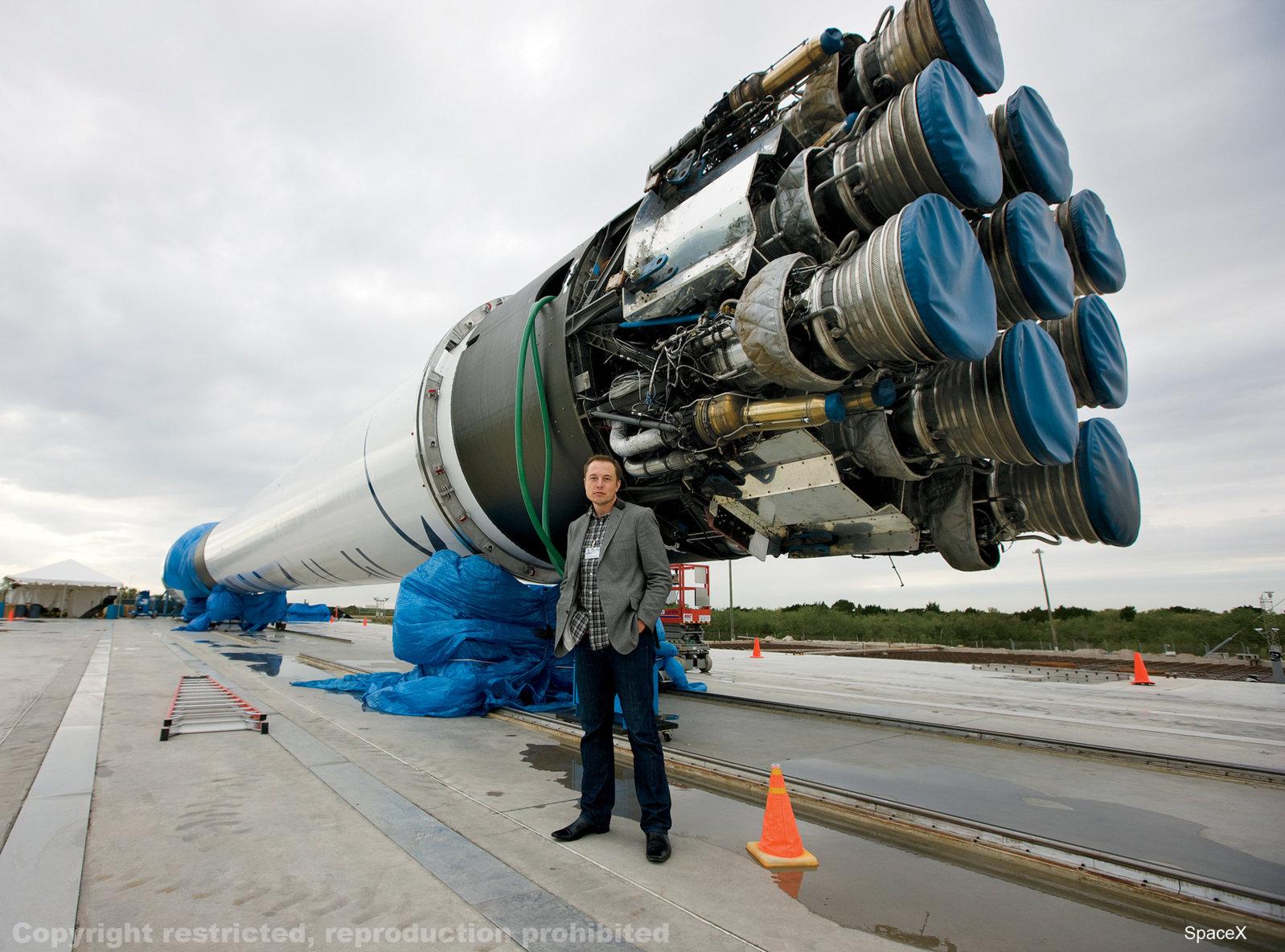 Debunked: SpaceX Rocket Crash Landing Anomalies | Metabunk