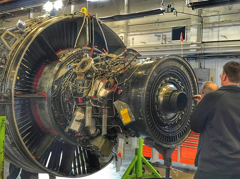 engine overlay B.