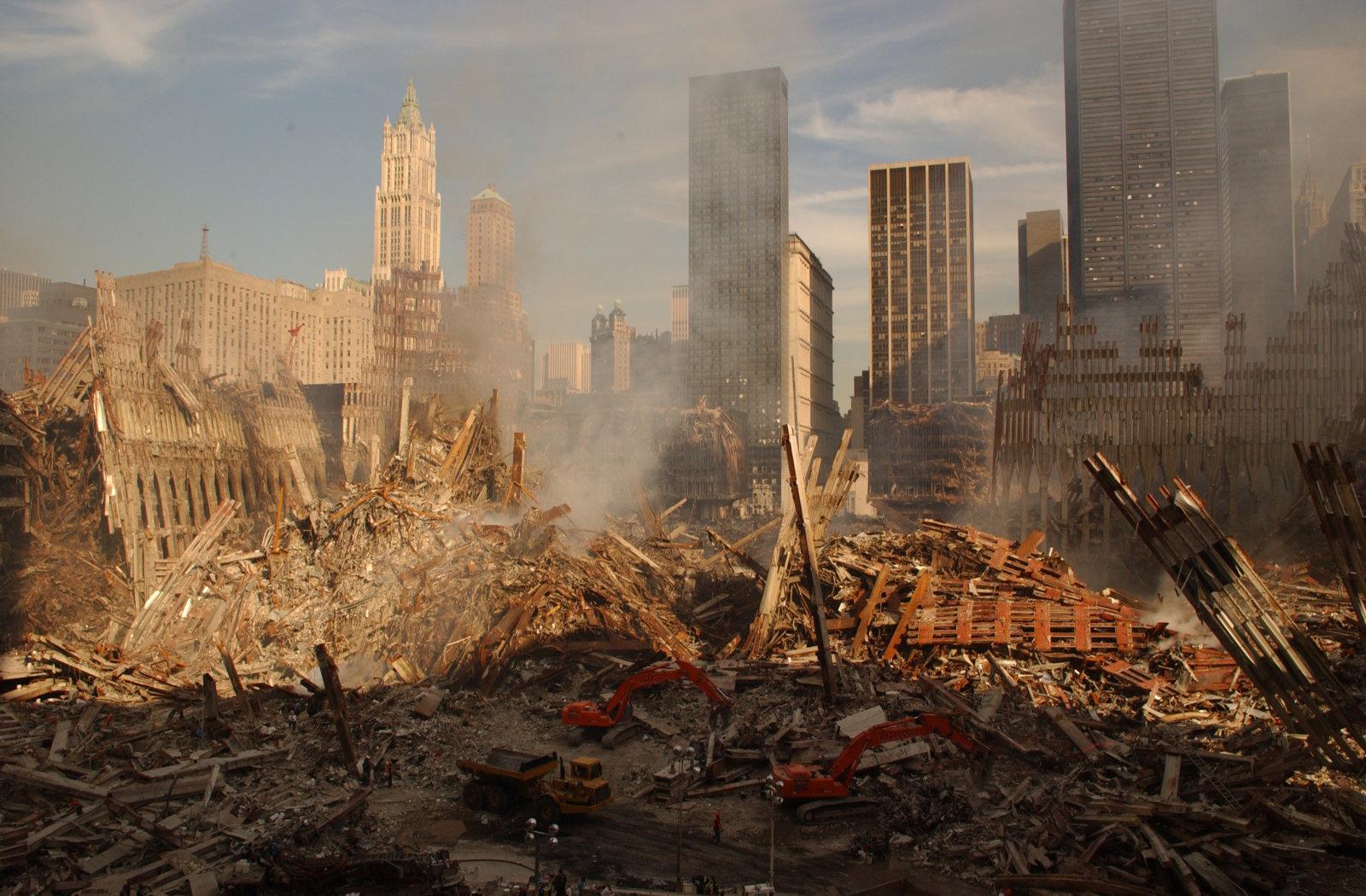 FEMAphoto_WTC - 295 Core remaining North Tower.jpg
