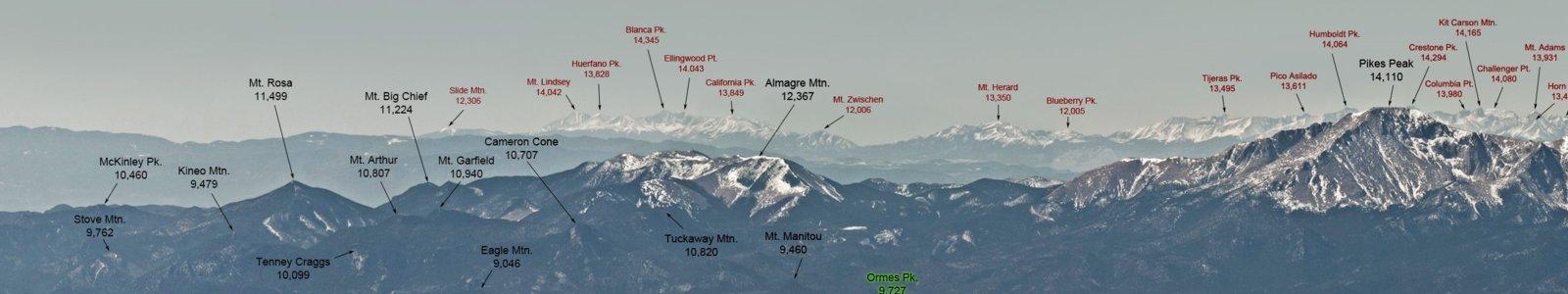 front range panorama.