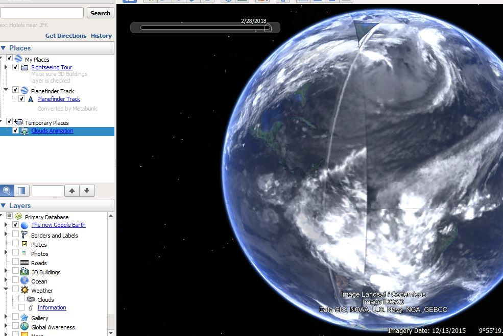 13,000 mile white line in Google Earth | Metabunk