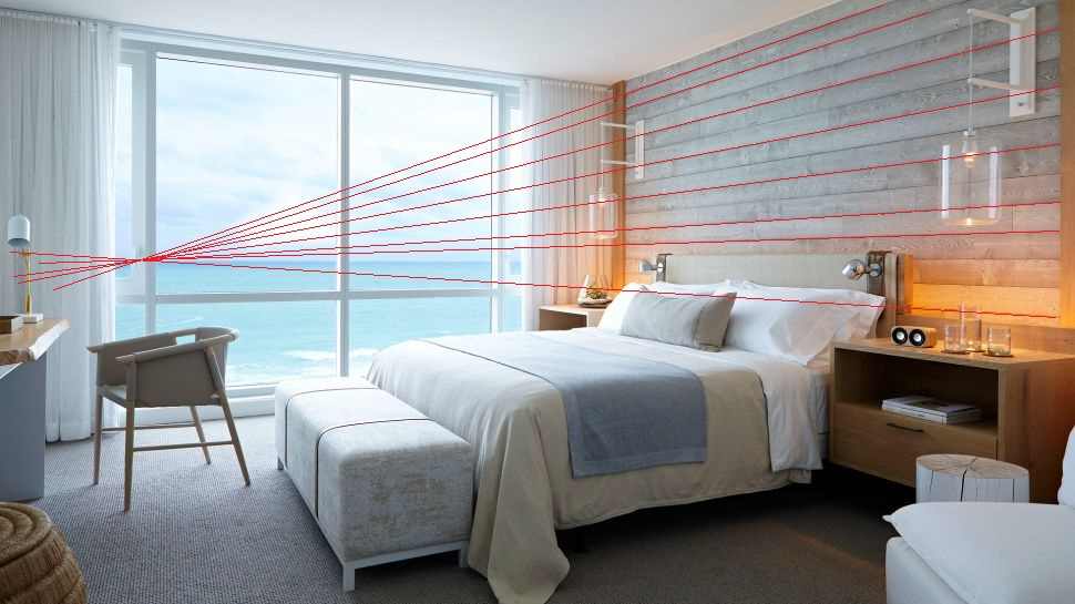 hotel room 1.