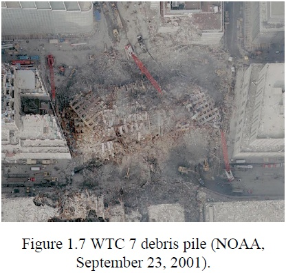HulseyDraft Fig 01-07 WTC 7 debris pile (NOAA, September 23, 2001).jpg