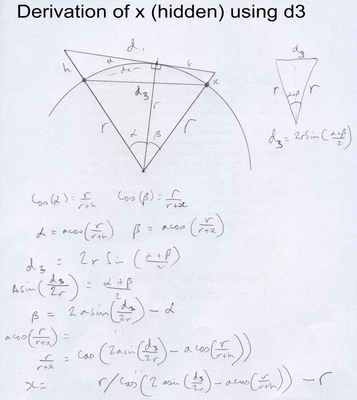 Earth's Curve Calculator | Metabunk