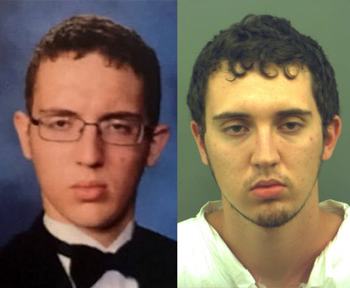 patrick-crusius-senior-yearbook-vs-mugshot.