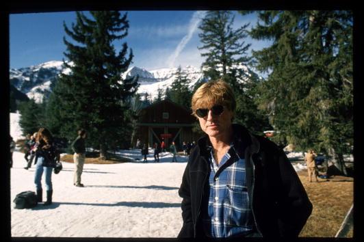 Redford contrail 1994.