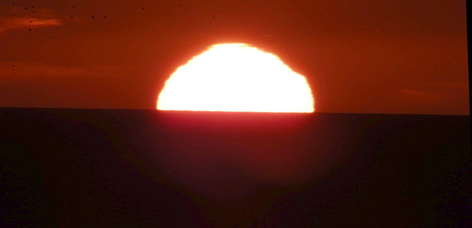 sunset 25-11-2016.