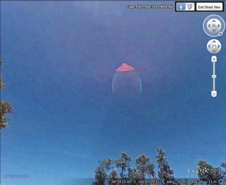 UFO in Cape Peterson, Australia.jpg