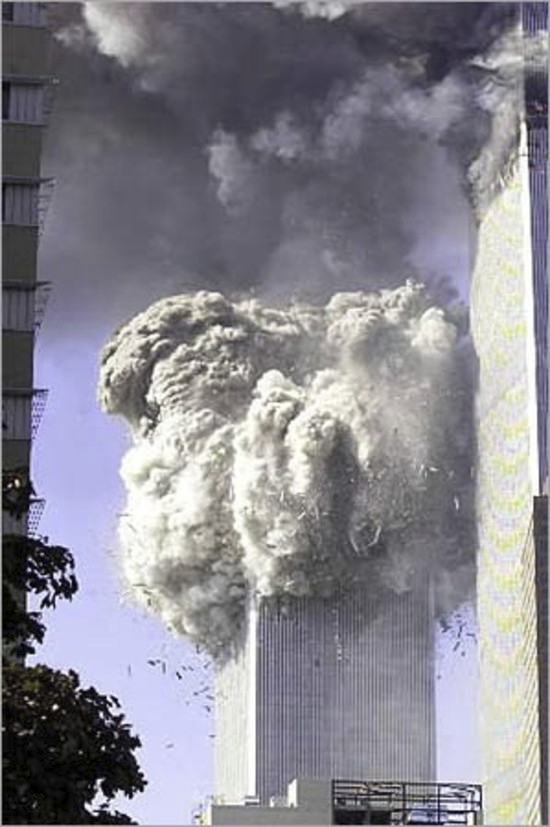the collapse of the twin towers of the world trade center essay Estimates of the number of people in the twin towers when attacked on tuesday,  allowing most to safely evacuate before the collapse of the world trade center.