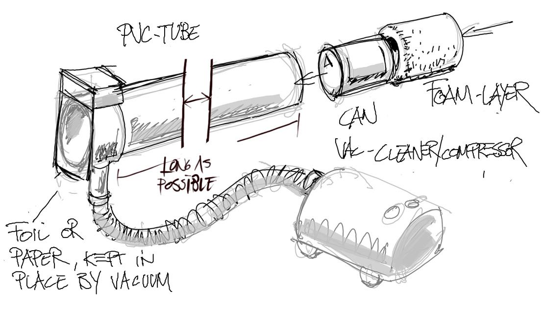 Vac-cannon.