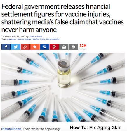 Vaccine Claim.
