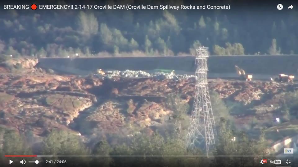 Oroville Dam Spillway Failure | Page 12 | Metabunk