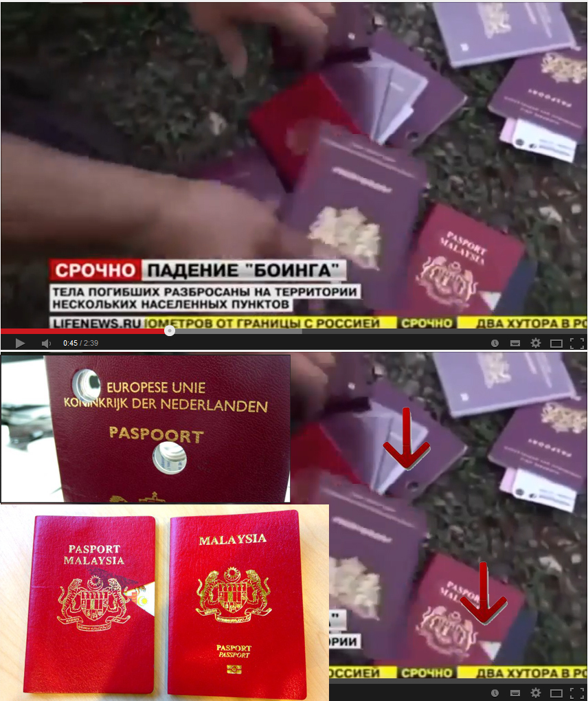 Explained Mh Why Are There Expired Pristine Passports In The Wreckage Visa In Old