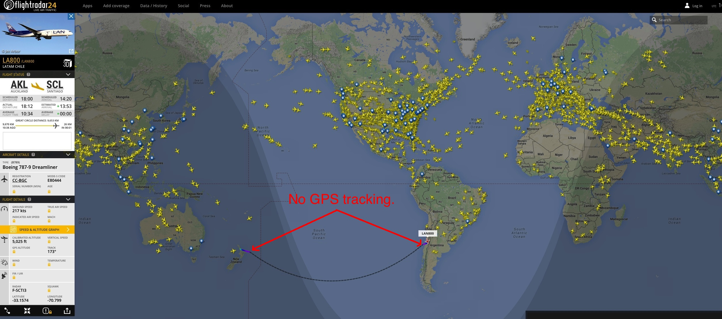 Flat earth theory debunked by short flights qf27 qf28 from above the equator the oversea flights are well tracked gumiabroncs Images