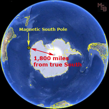 Debunking flat earth with the southern hemisphere metabunk the plane at this point is quite near the magnetic south pole which is a considerable distance from the geographic south pole gumiabroncs Gallery