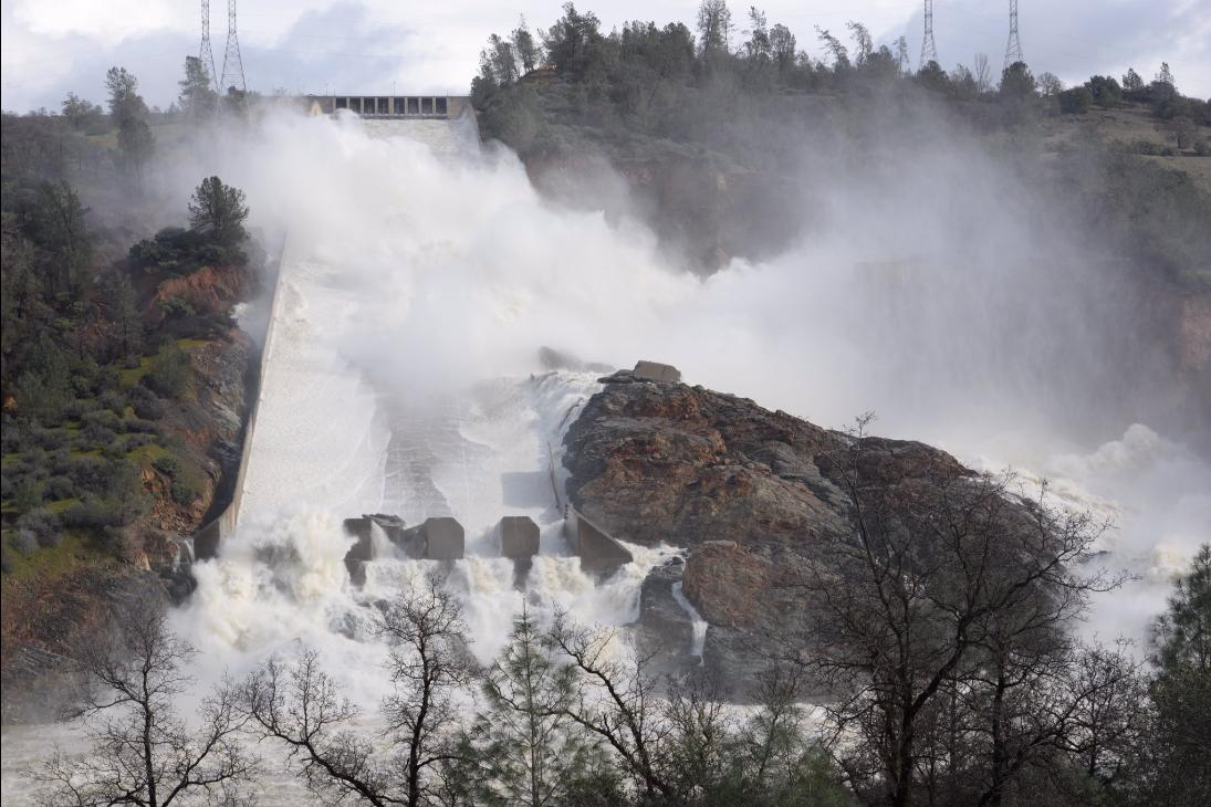 Oroville Dam Spillway Failure | Page 33 | Metabunk