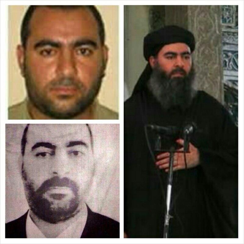 Afbeeldingsresultaat voor abu bakr al baghdadi