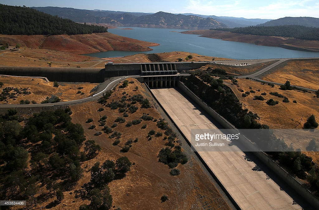 Pre-Failure Oroville Dam Spillway Historical Images | Page 2