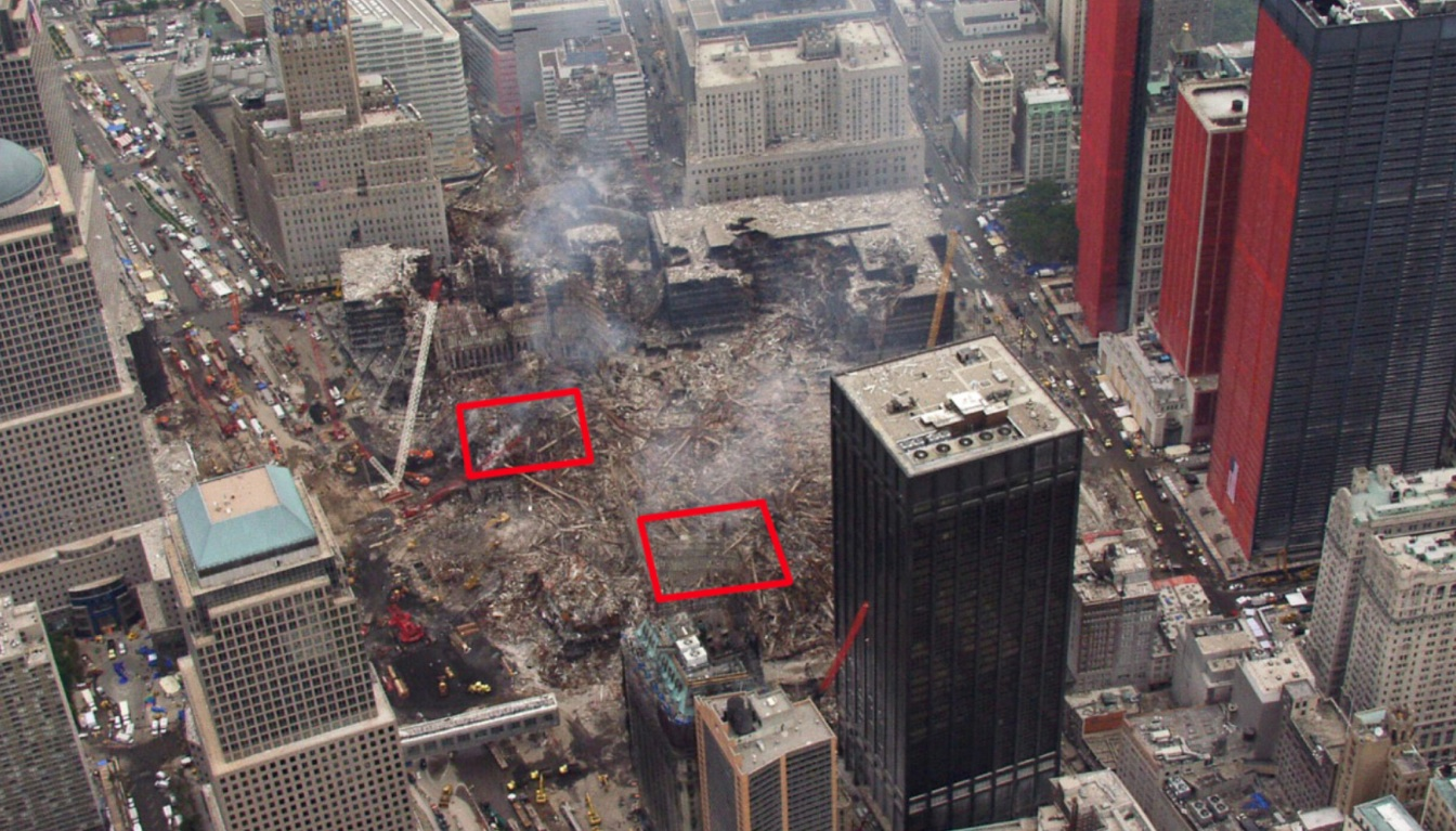 Debunked Wtc Towers Fell In Their Own Footprints Metabunk