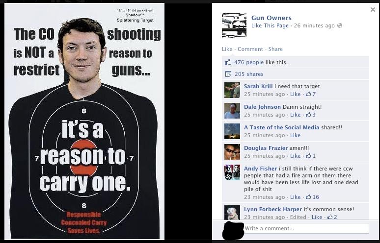 Celebrity pro gun quotes firearms