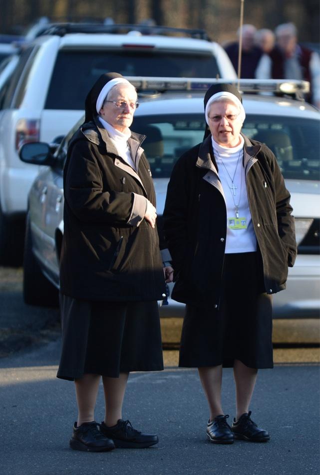 What did nuns wear debunked sandy hook nuns wearing comfortable
