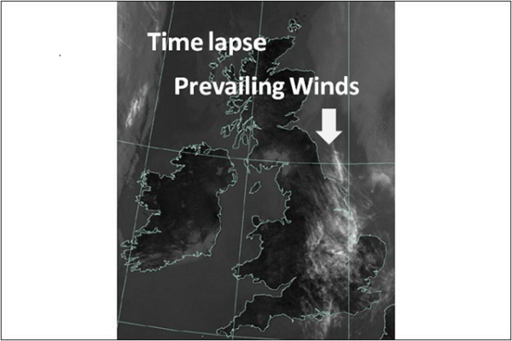 ChemTrail Prevailing Winds - Graph2.