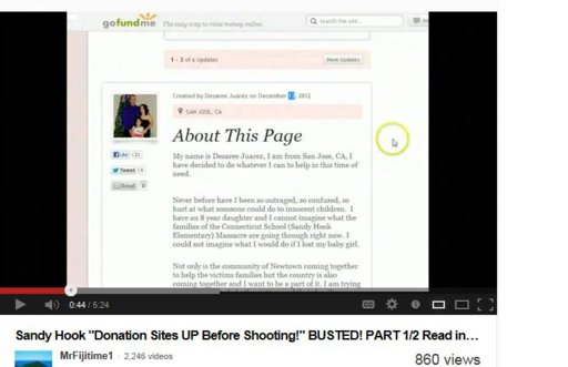 Youtube Video Screen Shot.