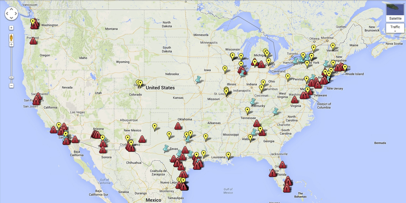 debunked ebola cdc quarantine map matches immigrationagenda   -  img