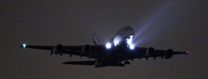 Identifying Landing Lights Reported as UFOs | Metabunk