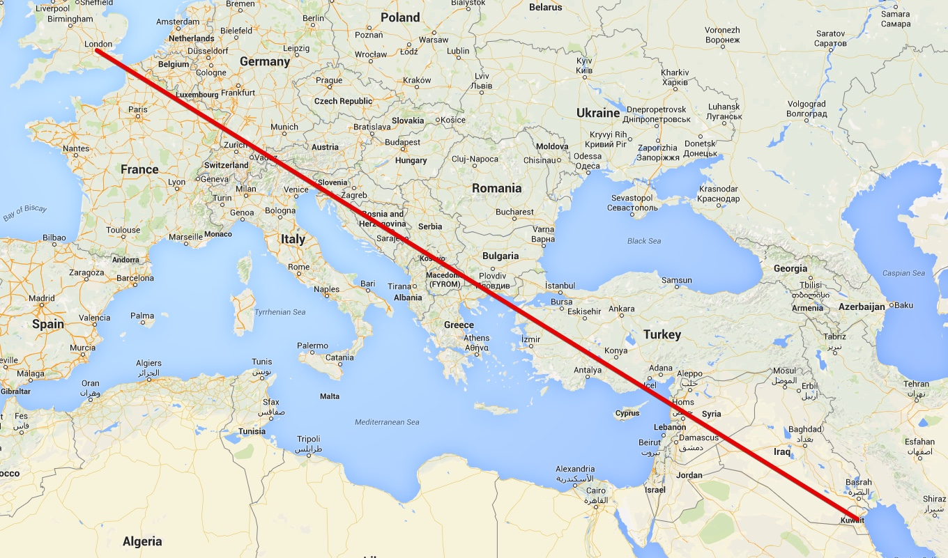 Debunked mh17 10 previous flightpaths different from 17 7 metabunk notice how the flat map straight line version goes through a very different set of countries this is incorrect gumiabroncs Image collections